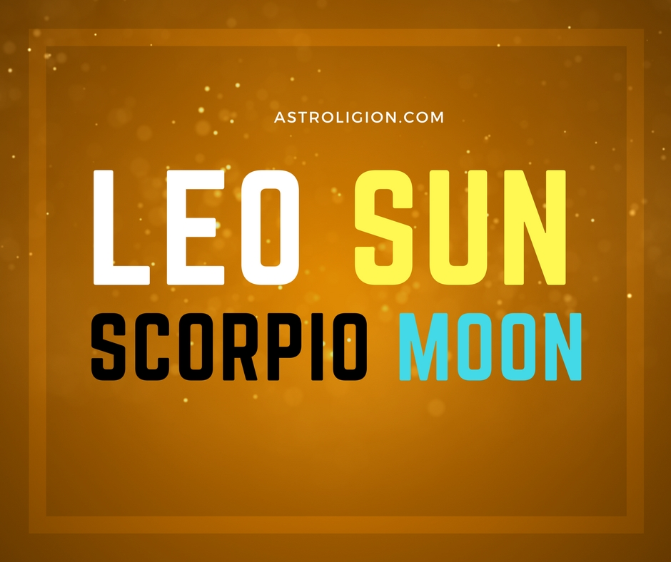 Dating a scorpio moon man attracted