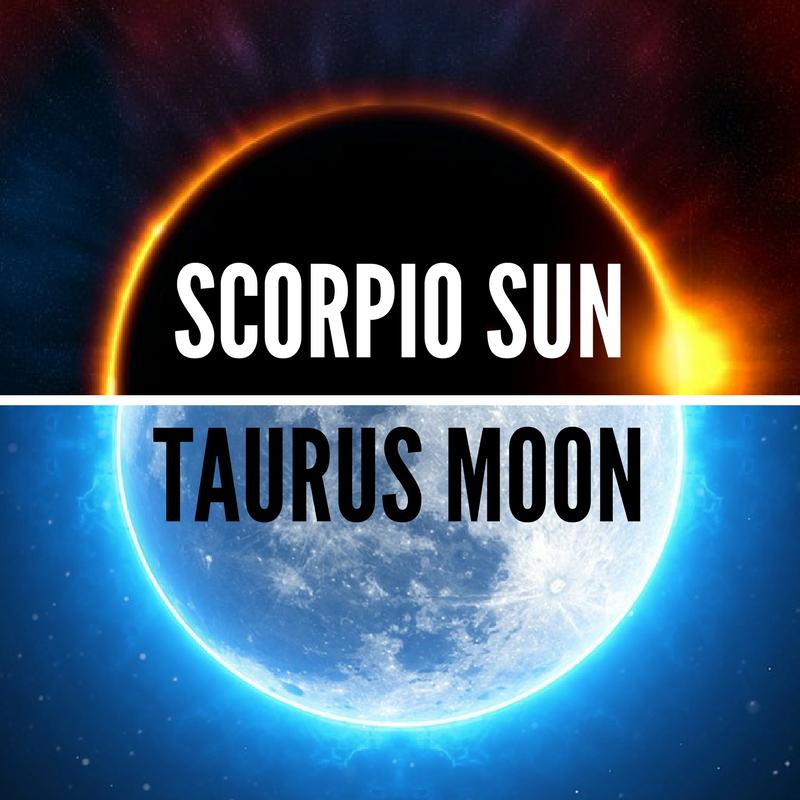 Scorpio Sun Taurus Moon Personality | astroligion.com